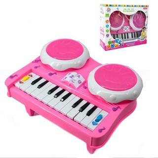 Đàn piano phát sáng cho bé