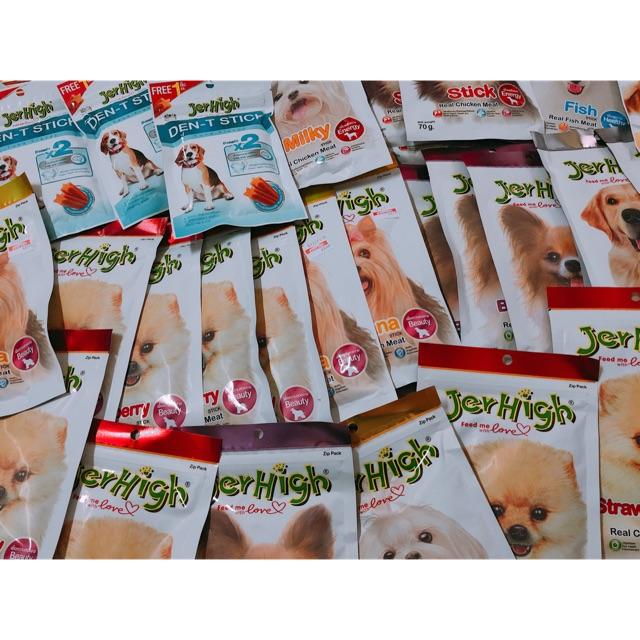 Jerhigh - Thức ăn thưởng cho chó