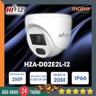 Camera Hiviz 2M HZA-D02E2L-I2 Chính hãng - Bảo hành 2 năm thumbnail