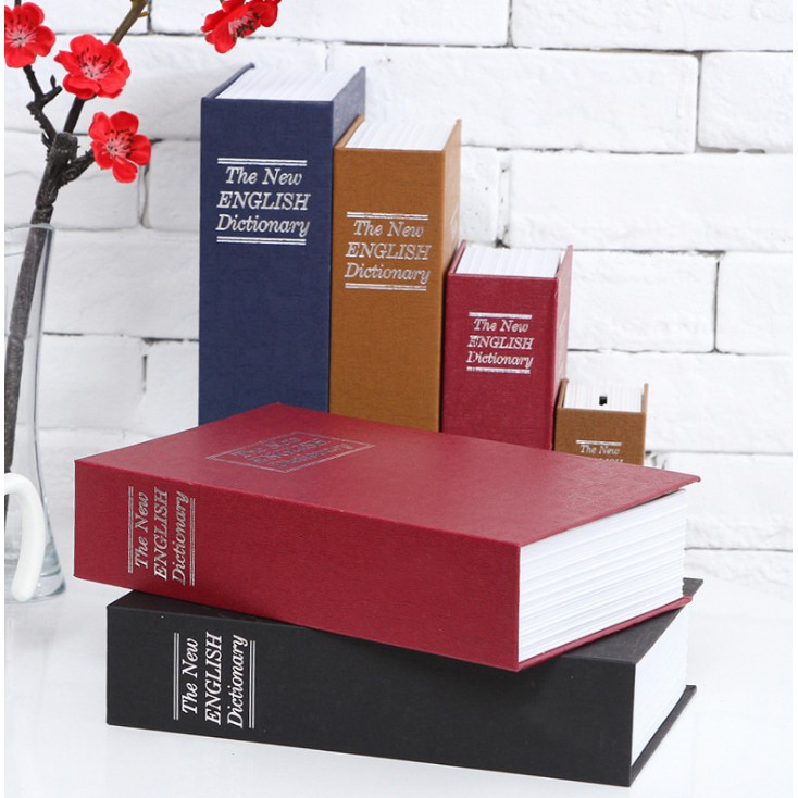 Két Sắt Mini Quyển Sách - 3184686 , 1316169645 , 322_1316169645 , 115000 , Ket-Sat-Mini-Quyen-Sach-322_1316169645 , shopee.vn , Két Sắt Mini Quyển Sách