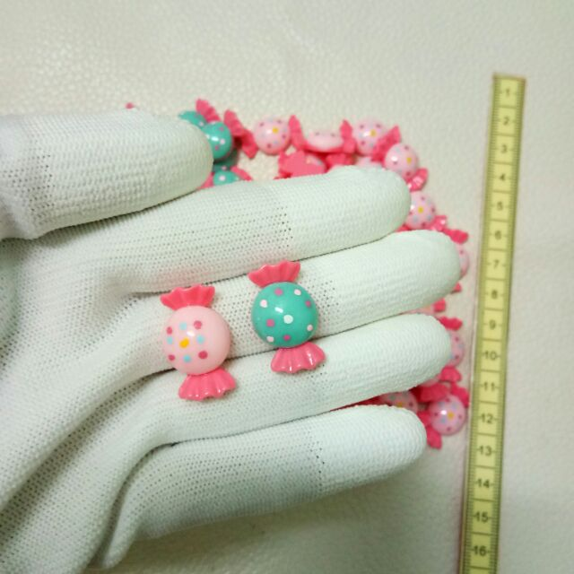 Viên kẹo hạt đậu charm slime