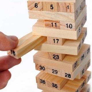 Bộ đồ chơi rút gỗ cao cấp (nhỏ và to)