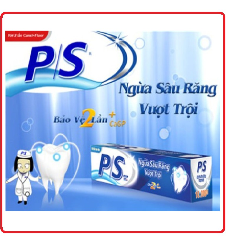 Kem Đánh Răng P/S Ngừa Sâu Răng