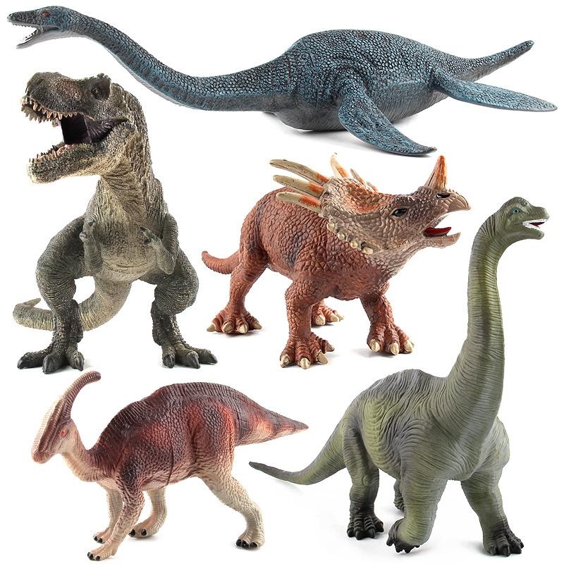 Mô hình khủng long đồ chơi độc đáo bằng cao su cho bé