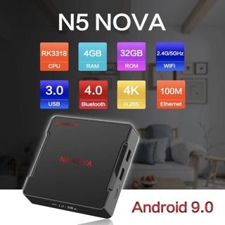 TIVI BOX N5 NOVA MAGICSEE RAM 4G