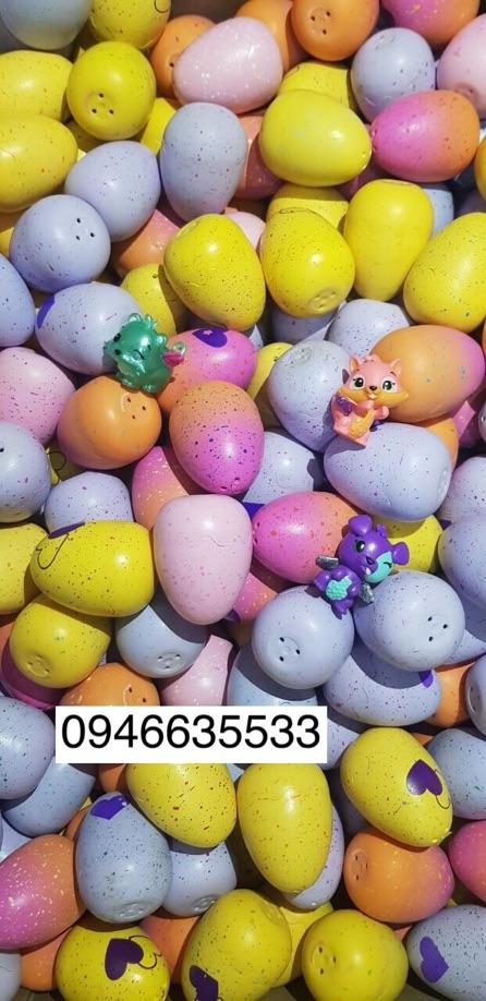 Set 10 trứng hatchimals tổng hợp 5 seasons