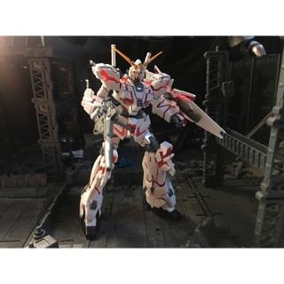 Mô hình gundam unicorn 001 2nd hg