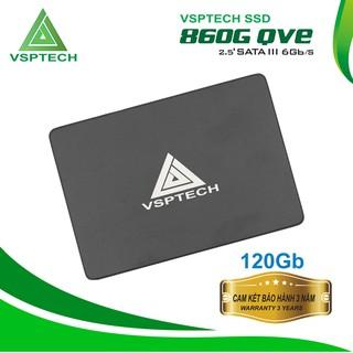 Ổ cứng SSD 120G VSPTECH 860G QVE Sata III 6Gb s MLC (VSP-120G QVE) thumbnail