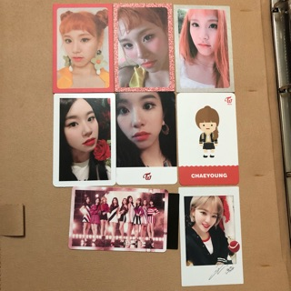 TWICE ALBUM PHOTOCARD