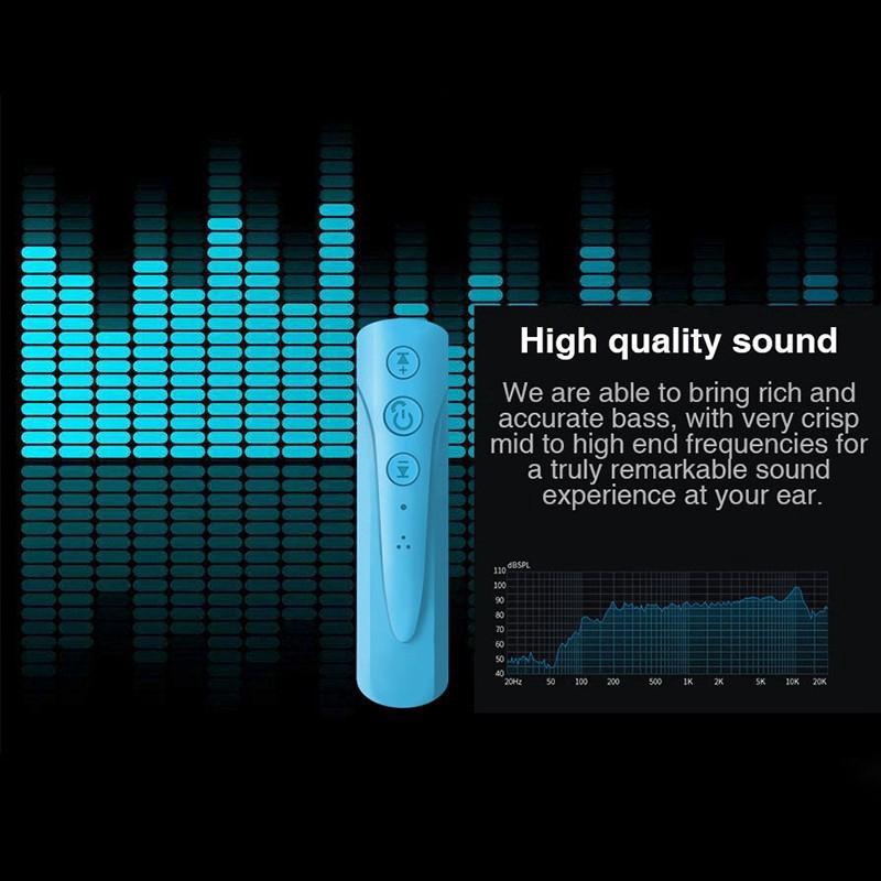 Tai nghe Bluetooth không dây kiêm Mic cho xe hơi