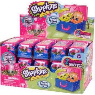 Đồ chơi Shopkins Lunch Box Series 7