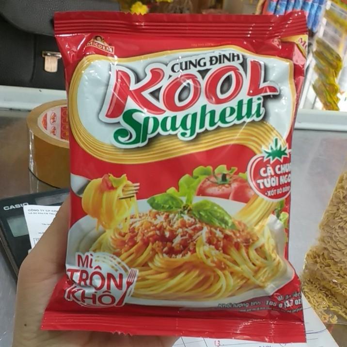 Mì Trộn Cung Đình Kool Spaghetti gói 105g