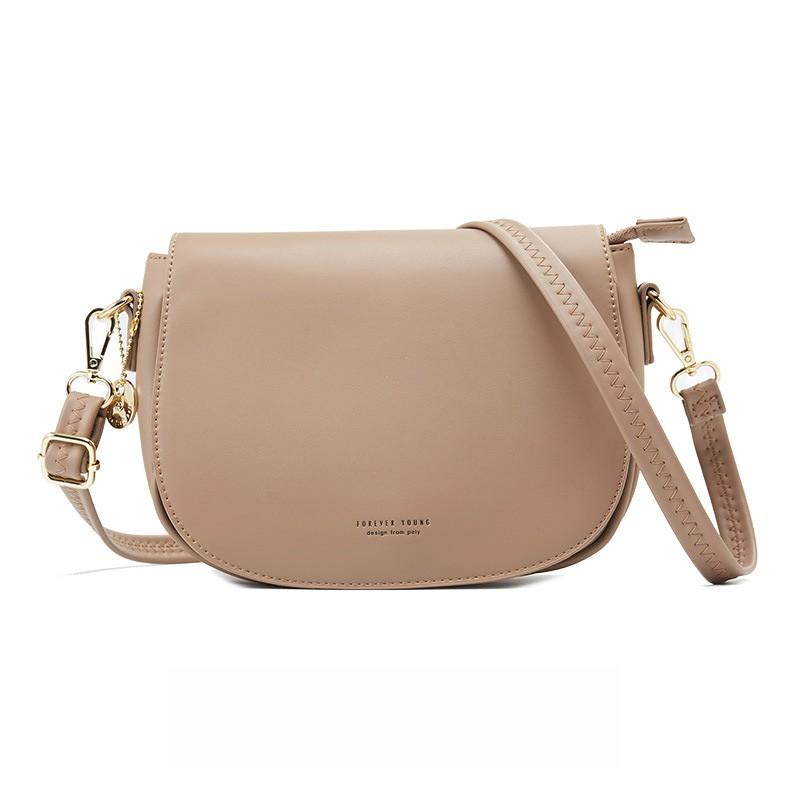 Túi đeo chéo nữ nhiều ngăn đi chơi mini PIERRE LOUES da mềm cá tính giá rẻ LUVADO TX495