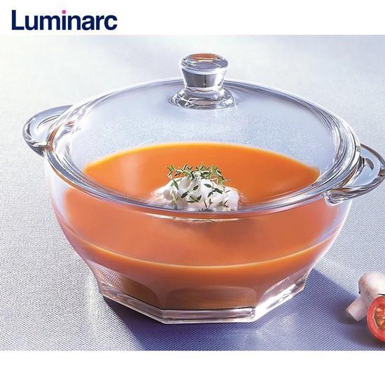 Thố thủy tinh Luminarc 1.5L H1583 (Dùng cho vi sóng)