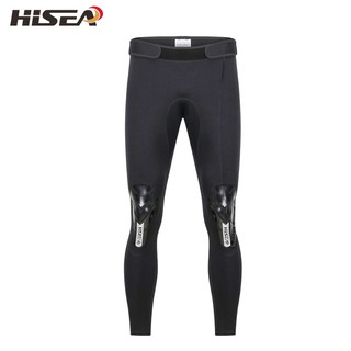 Hisea 2.5MM Neoprene wetsuit diving suit Pants Long Trousers Spearfishing Scuba Diving Snorkeling Surfing swimming diving pants