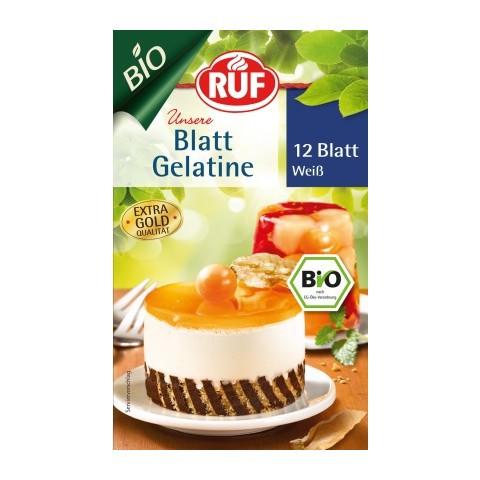 GELATINE HỮU CƠ RUF DẠNG LÁ - Gelatin hữu cơ | Shopee Việt Nam