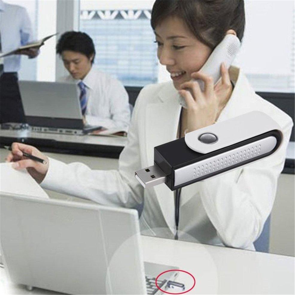 Máy lọc không khí USB với chức năng lọc khí cho Laptop