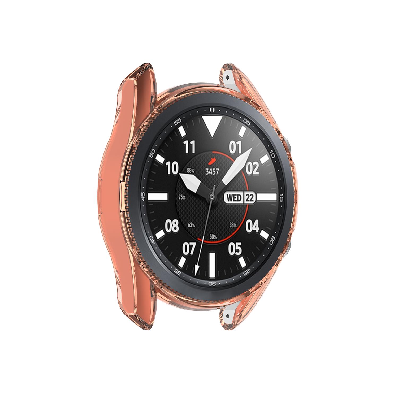 Ốp Tpu Trong Suốt Cho Đồng Hồ Samsung Galaxy Watch 3 41mm 45mm