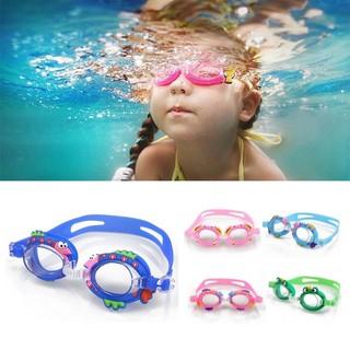 Kính bơi trẻ em cao cấp chống sương mù - Tặng 2 nút bịt tai cho bé thumbnail