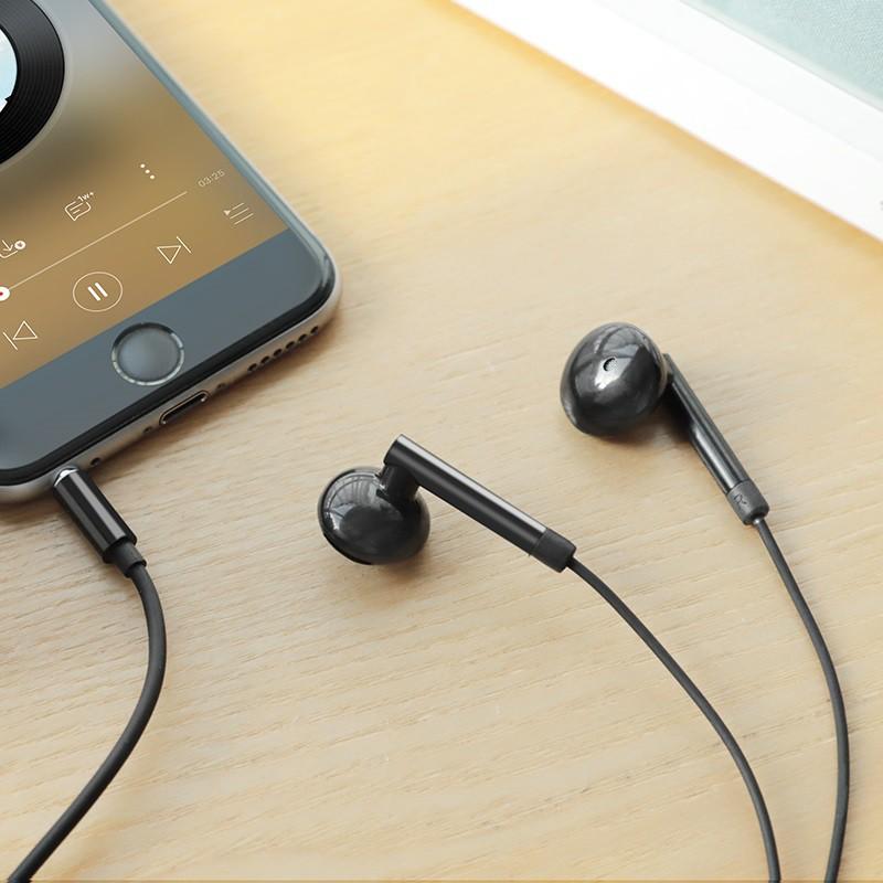 Tai nghe nhét tai Hoco M53 Exquisite sound - Hãng phân phối chính thức