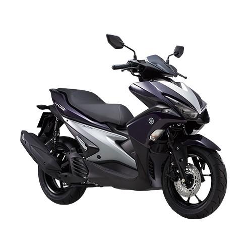 [Nhập APXEMAY30 giảm 1 Triệu TT AirPay] Xe Yamaha NVX 125 Deluxe 2019 (Tím Xám)