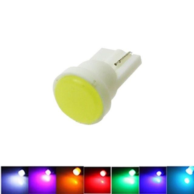 Bóng Đèn LED T10 gắn mặt đồng hồ Ô Tô, táp lô đồng hồ xe máy