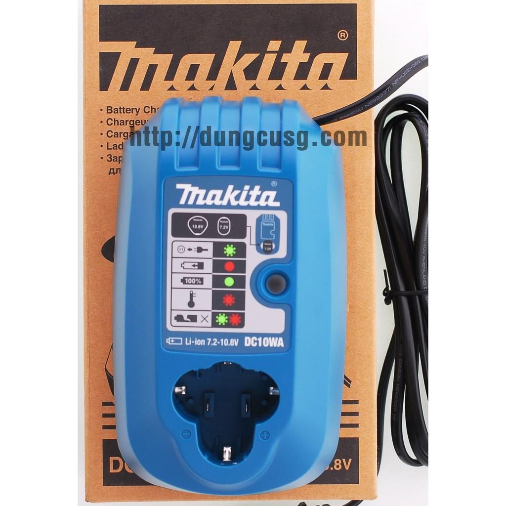 Bộ sạc pin 7.2V-10.8V Makita DC10WA - 3476268 , 943995518 , 322_943995518 , 860000 , Bo-sac-pin-7.2V-10.8V-Makita-DC10WA-322_943995518 , shopee.vn , Bộ sạc pin 7.2V-10.8V Makita DC10WA