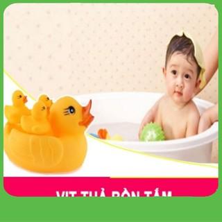 (GIÁ HỦY DIỆT) combo 50 Đàn vịt thả bồn tắm cho bé
