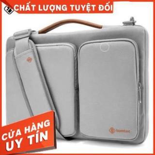 Túi Đeo Macbook-Laptop Tomtoc a42 360 Shoulder Bags 13 15 16inch - Xám túi tomtoc macbook surafce laptop thumbnail