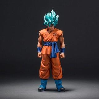 Mô Hình Son Goku Super Saiyan Blue cao 27cm – Mô Hình Dragon Ball hàng Quảng Châu