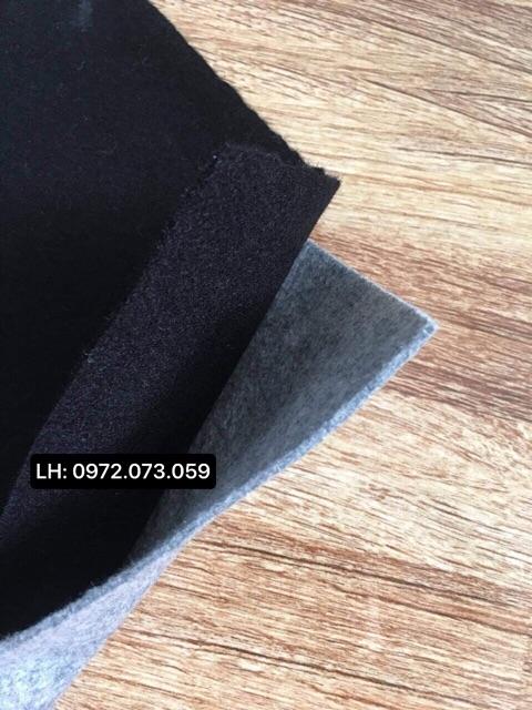 Vải Nỉ Bọc Loa (dài 50cm* ngang 130cm)
