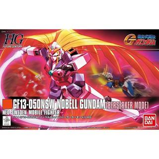 Mô hình lắp ráp Nobel Gundam Berserker Mode (HGFC)