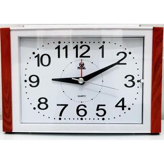Đồng hồ báo thức PEARL +tặng pin panasinic