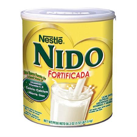 Sữa bột Nestle Nido Fortificada 1,6kg nắp trắng (tăng cân) - 3135475 , 1063508149 , 322_1063508149 , 780000 , Sua-bot-Nestle-Nido-Fortificada-16kg-nap-trang-tang-can-322_1063508149 , shopee.vn , Sữa bột Nestle Nido Fortificada 1,6kg nắp trắng (tăng cân)