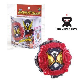 [2nd] Đồ chơi Kamen Rider Zi-O DX Ridewatch Geiz Đã sử dụng