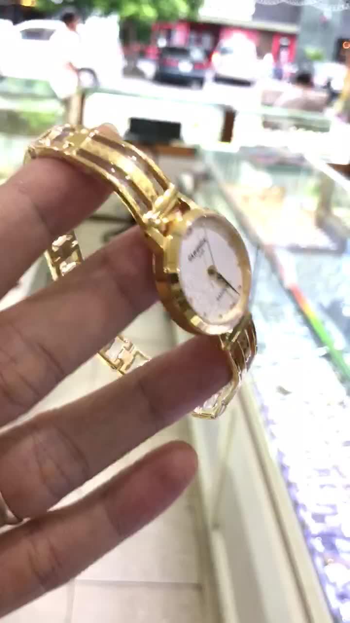 Đồng hồ nữ SUNRISE 9950SA SIÊU MỎNG Kính Sapphire chống xước và chống nước tuyệt đối