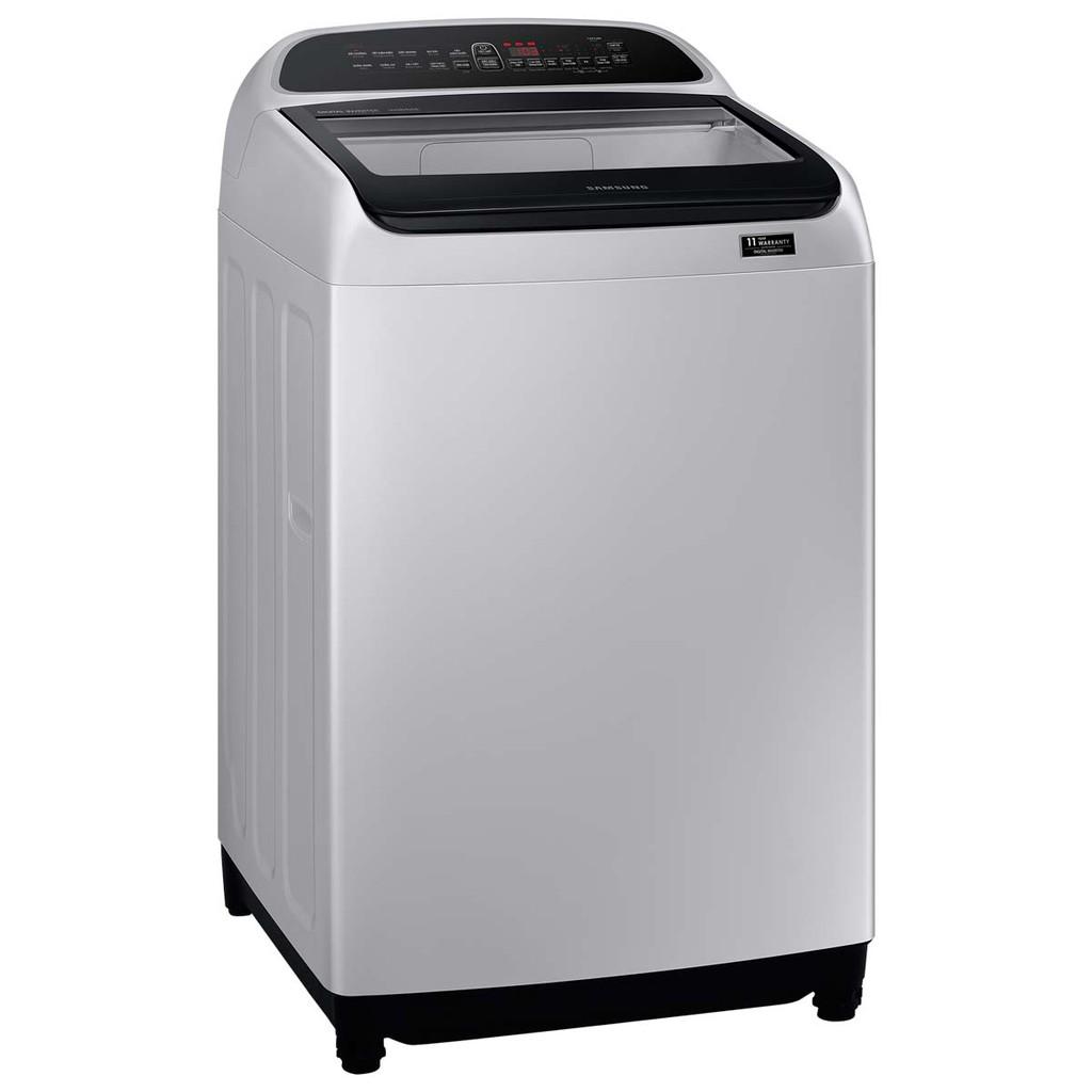 Mã ELMALL5 giảm 5% đơn 3TR] Máy giặt Samsung cửa trên 9 kg WA90T5260BY/SV  tại Hà Nội