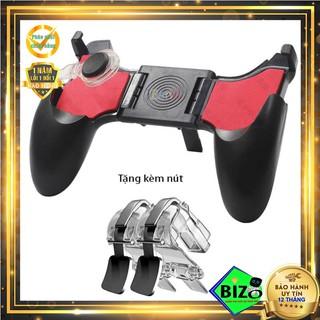 (Free Ship - CHƠI LÀ THÍCH) Bộ tay game 5 in 1. GAMEPAD chơi liên quân, pub mobile thumbnail