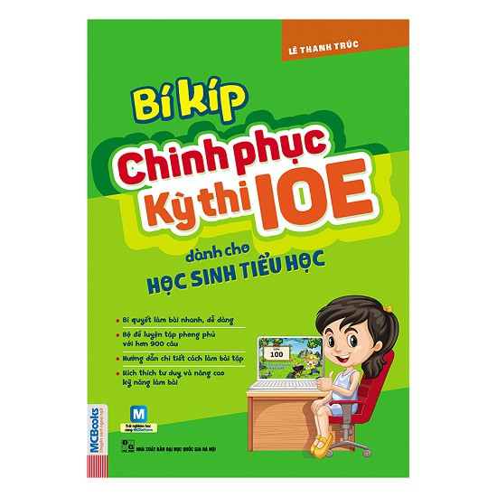 Bí Kíp Chinh Phục Kì Thi IOE Cho Học Sinh Tiểu Học - 3483067 , 834035717 , 322_834035717 , 86000 , Bi-Kip-Chinh-Phuc-Ki-Thi-IOE-Cho-Hoc-Sinh-Tieu-Hoc-322_834035717 , shopee.vn , Bí Kíp Chinh Phục Kì Thi IOE Cho Học Sinh Tiểu Học