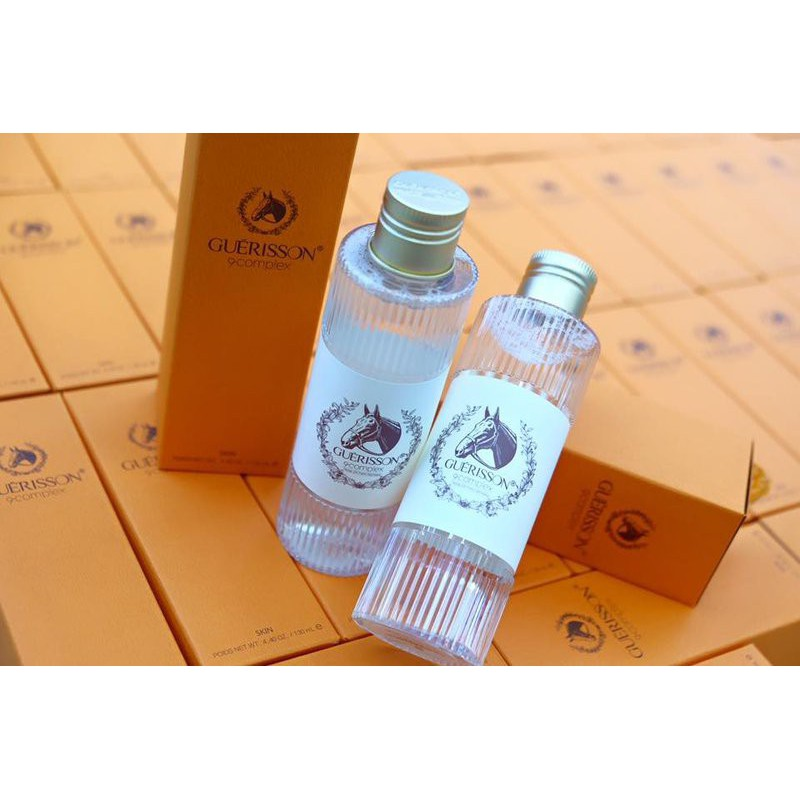 Nước hoa hồng ngựa Guerisson 9 Complex Skin