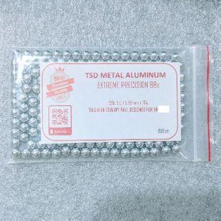 Bi nhôm 200 viên 6mm 0.3g TSD Aluminum Ball