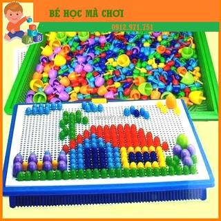 [Mã TOYJAN hoàn 20K xu đơn 50K] Ghép nấm - Ghép hạt nhựa Creative Mosaic thumbnail