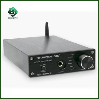Bộ giải mã âm thanh chất lượng cao DAC FX-AUDIO X6 MK2 thumbnail