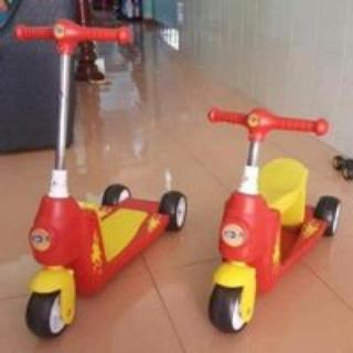 Xe scooter 2in1 hàng khuyến mại sữa enfa