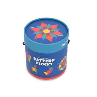 Đồ chơi Pattern Block – Khối Xếp Hình