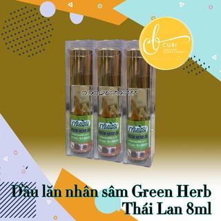 Dầu lăn nhân sâm Green Herb Thái Lan thumbnail