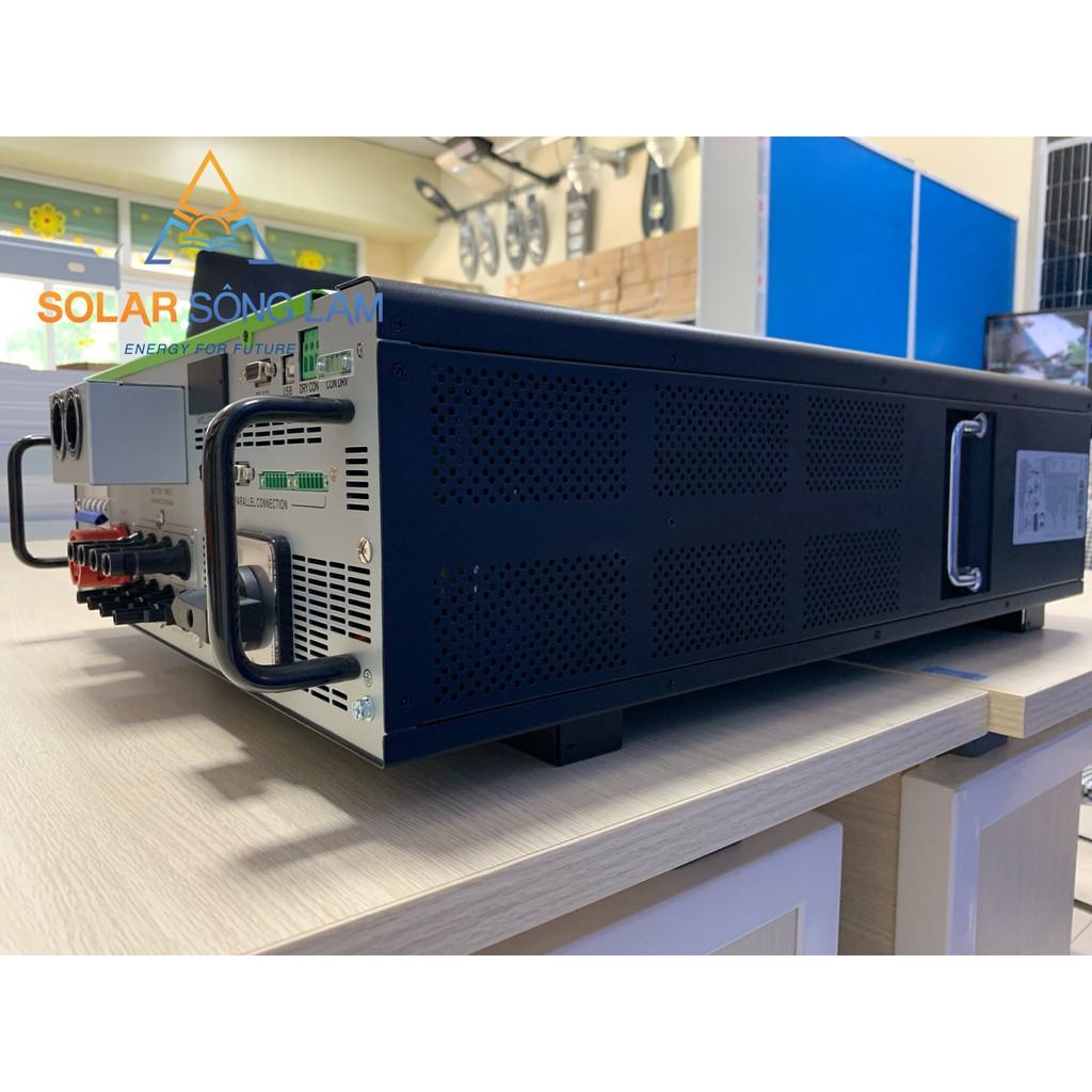 Inverter hoà lưới Hybrid Infinisolar 10kw-3pha