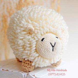 Cừu nằm hàng xuất.