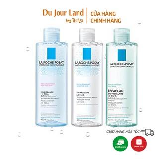Nước tẩy trang La roche Posay Eau Micellaire Ultra 400ml, nước tẩy trang cho mọi loại da - Thi Vũ thumbnail