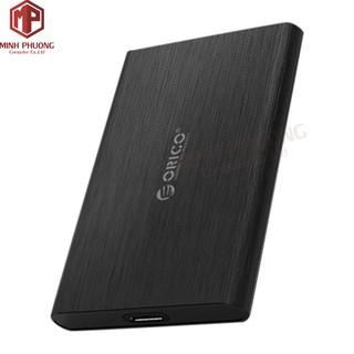 Hộp ổ cứng 2.5 inch USB 3.0 ORICO 2189U3-BK - Hàng chính hãng